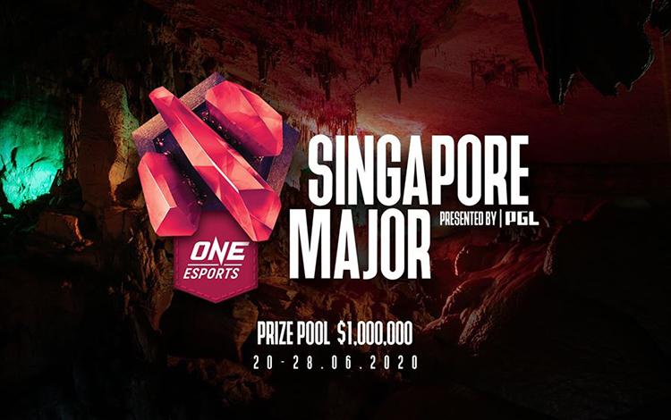 Singapore Major - Điểm đến cuối cùng của DPC 2019 - 2020