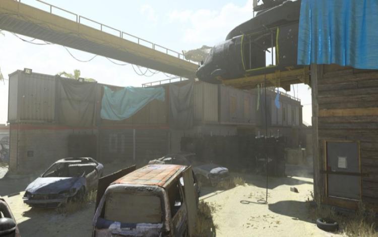 Shoothouse đã được thêm vào để tăng số lượng bản đồ nhỏ.