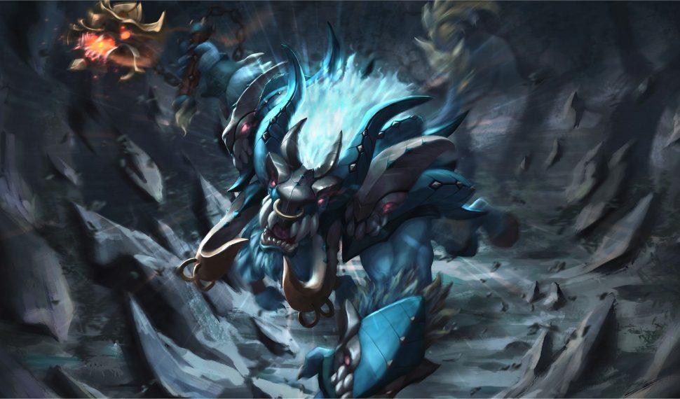 spiritbreaker - Guide Hero 7.24: Leo Rank cực dễ với Spirit Breaker Roaming