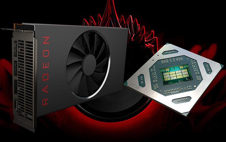 AMD công bố card màn hình Radeon RX 5500 XT