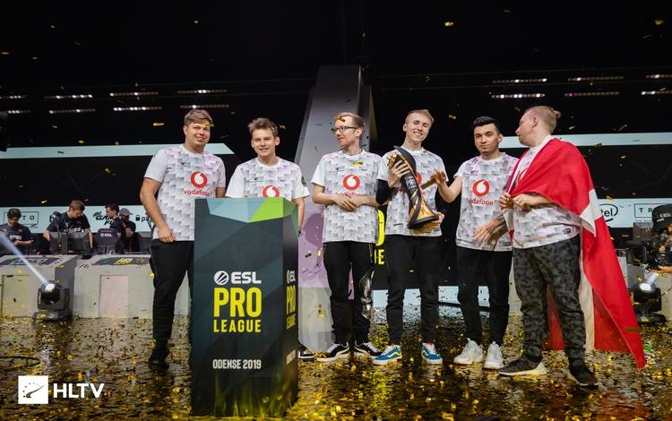 Mousesports chính thức trở thành nhà vô địch ESL Pro League Season 10 Final