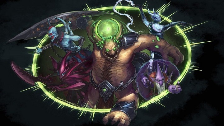 """underlord 2 - Những Hero """"lực"""" nhất meta hiện tại dành cho các main Offlaner"""