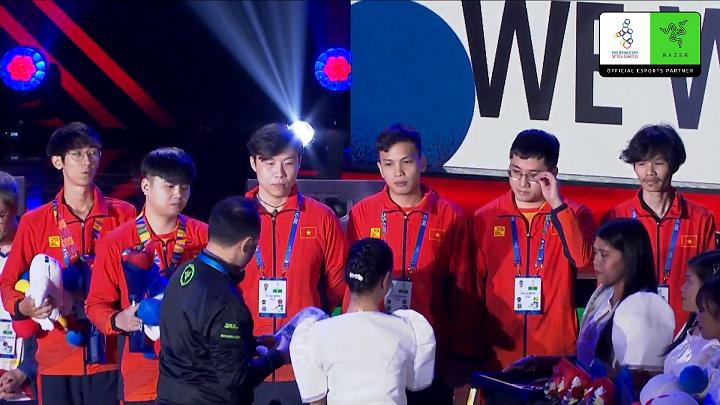vietnam bronze - Thất bại trước đội chủ nhà, người Thái để tuột tấm huy chương vàng SEA Games 30