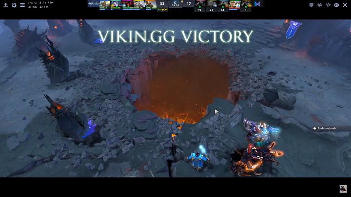 vikin win 1 - Kết quả vòng loại Bukovel Minor: Cựu vương tỉnh giấc