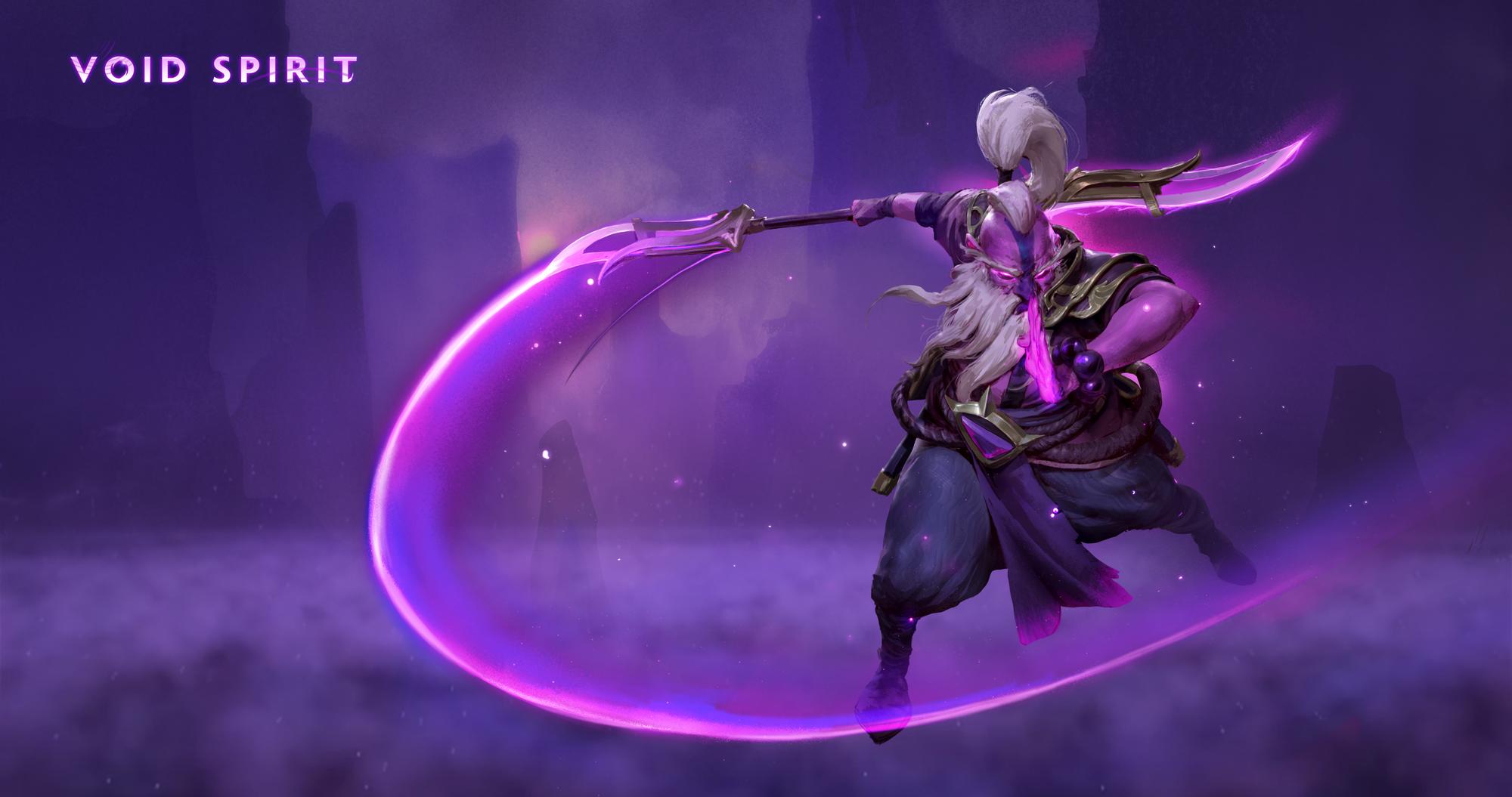 """void spirit 8 - """"Dead"""" Yang nói về bản 7.23: """"Kỹ năng level 25 của Courier khá là thừa thãi"""""""