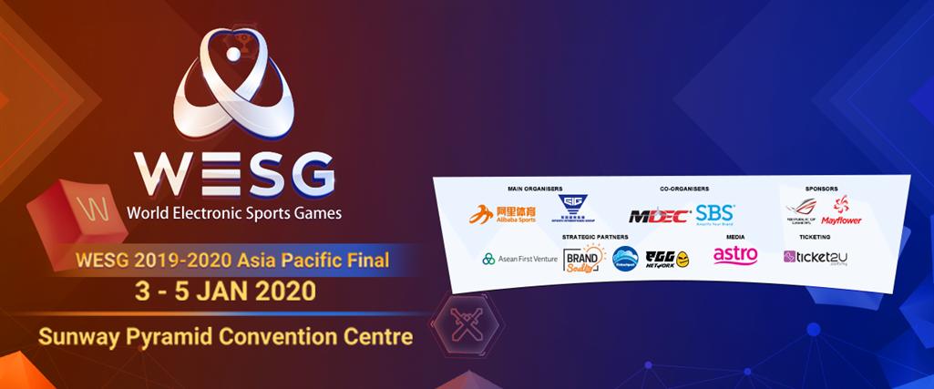 wesg apac - Sự cố bất ngờ ập đến với giải đấu Dota 2 đầu tiên của năm mới - WESG APAC