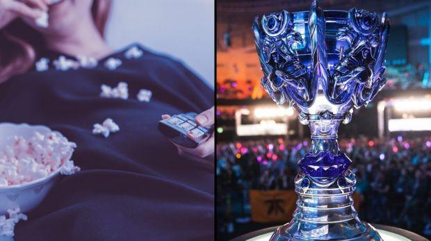 worlds vs super bowl - Nhìn lại hành trình của eSports thế giới trong năm 2019: Năm của những kỷ lục