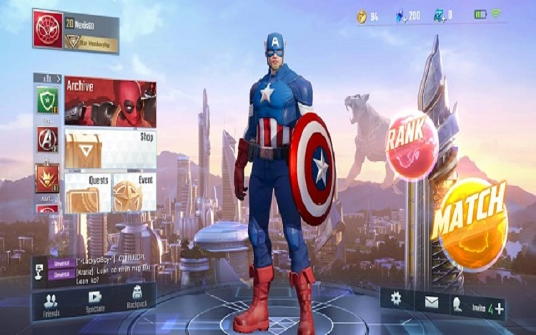 Marvel Super War đối trọng của các tựa game MOBA?