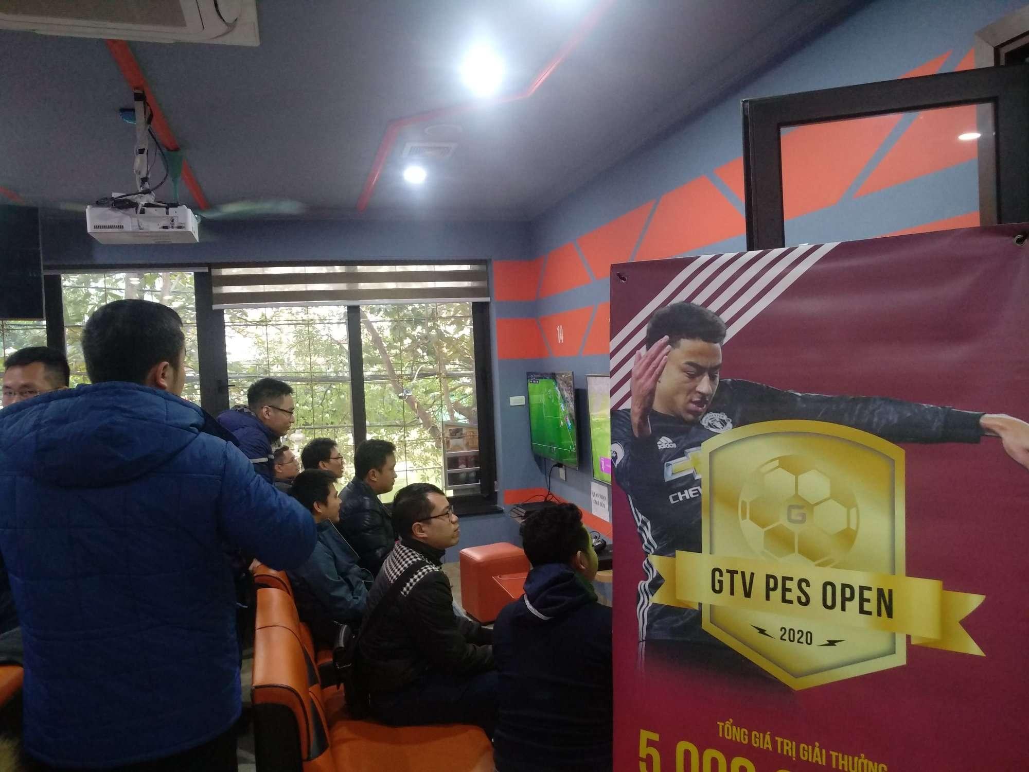 GTV PES OPEN CUP 2020 khởi tranh vô cùng sôi động