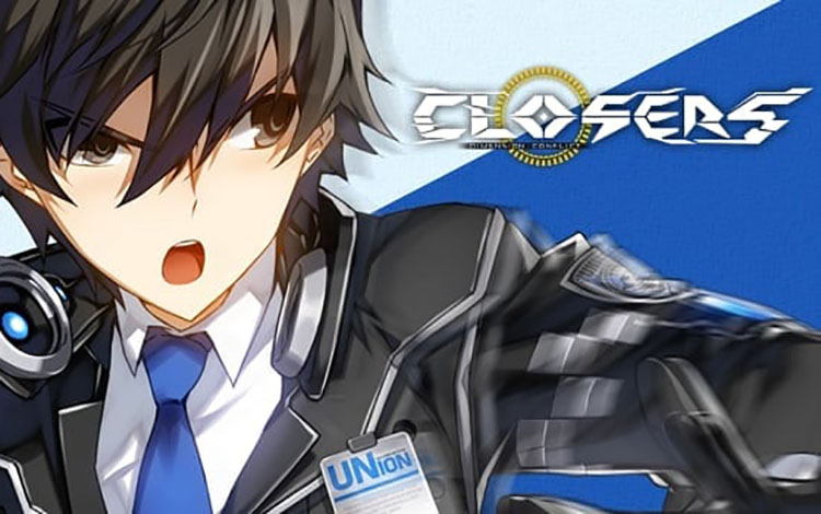 Closers – tựa game Anime