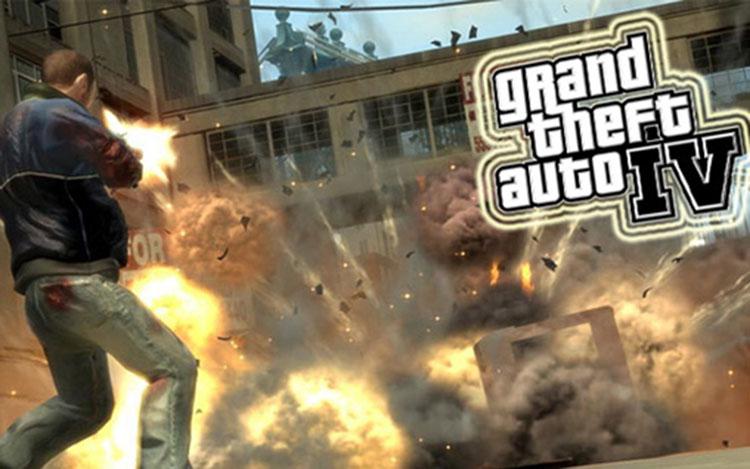 GTA 4 bất ngờ biến mất khỏi Steam?