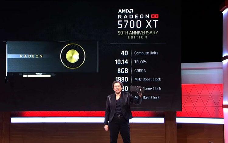 AMD hứa hẹn sẽ tiếp tục gây bất ngờ tại CES 2020