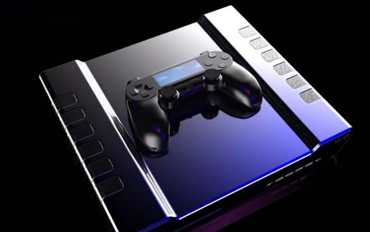 """Sony cho ra mắt logo của PlayStation 5 theo phong cách """"đặc trưng"""""""