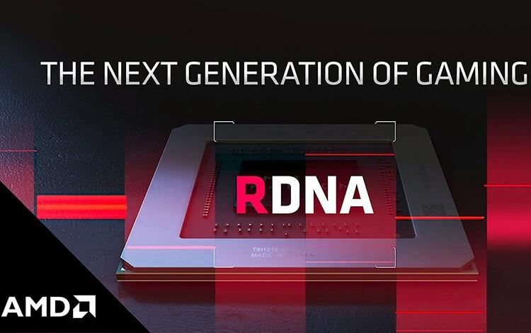 AMD sẽ giới thiệu GPU sử dụng kiến trúc RDNA2 ngay trong năm nay