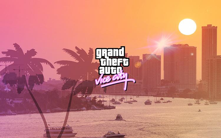 Bản mod Vice City trên GTA V chính thức được phát hành