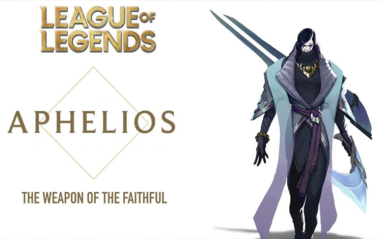 Vừa ra mắt chưa được bao lâu, Aphelios đã cùng Yasuo dẫn đầu ở Bảng xếp hạng đáng quên này