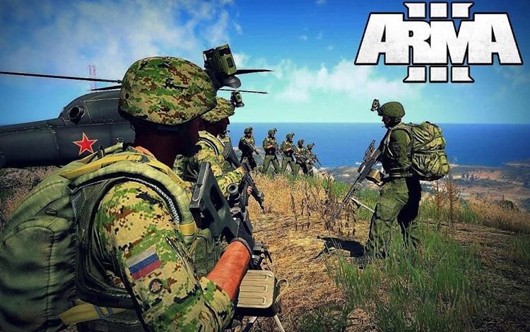 Siêu phẩm bắn súng Arma 3 đang miễn phí trên Steam