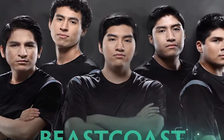 Beastcoast nhận tin không vui trước ngày lên đường tham dự Leipzig Major
