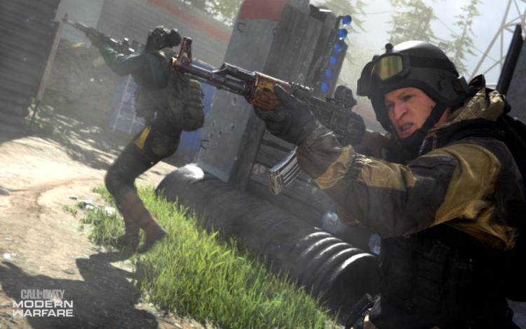 Người chơi Modern Warfare muốn có tính năng chỉnh sửa màu sắc cho tâm ngắm