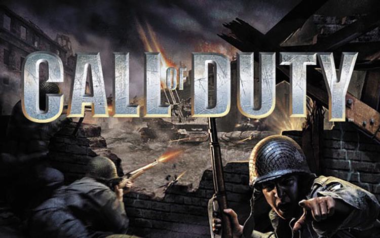 8/10 tựa game bán chạy nhất thập kỷ là Call of Duty