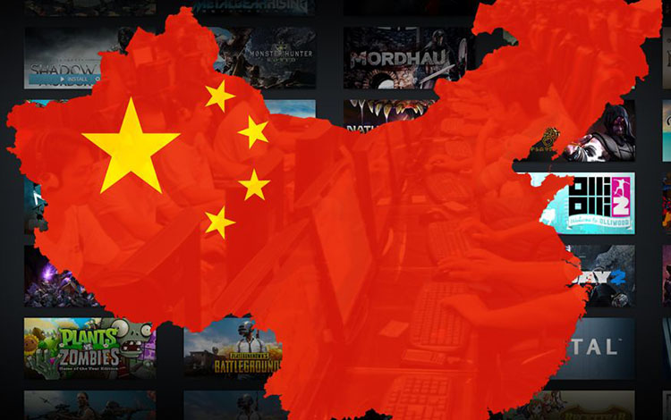Cộng đồng nói tiếng Trung thống trị Steam trong năm 2019