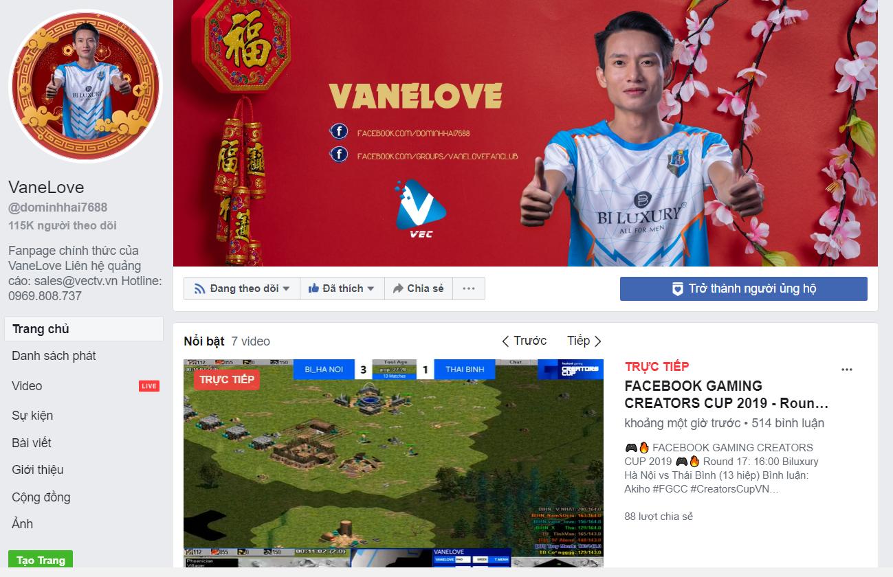 Vane - Love - co - luong - nguoi - theo - doi - khung - tren - trang - Fan - page - ca - nhan