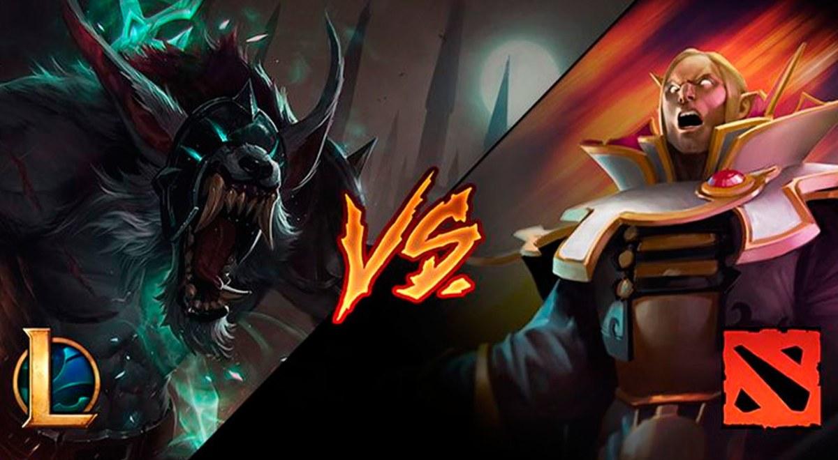 """dota vs lol 2 - Synderen nói về LoL và Dota 2: """"Đây là 2 game hoàn toàn khác nhau mà"""""""