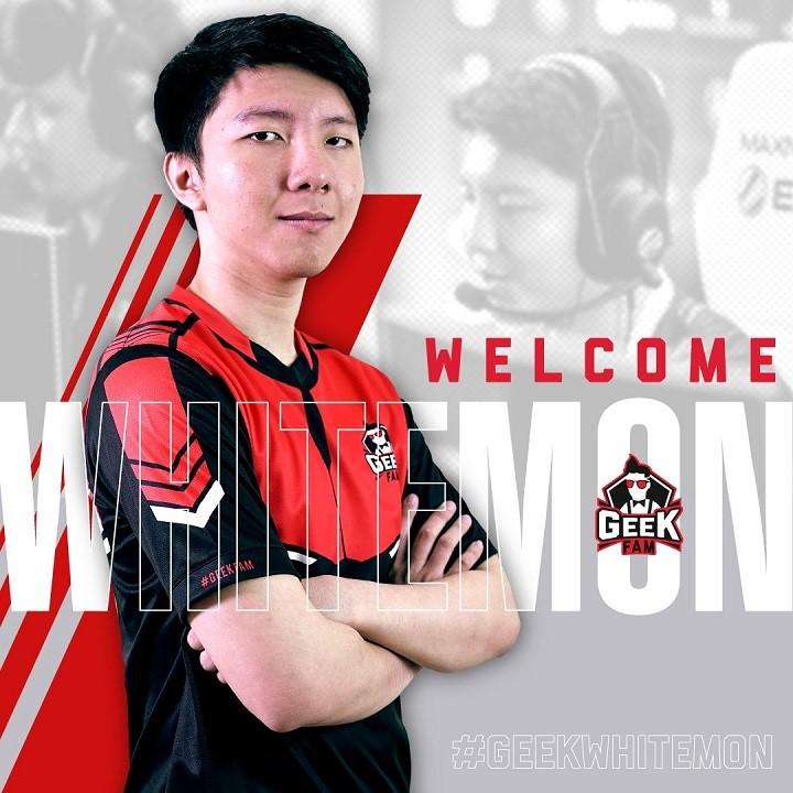dubu 2 - GeekFam chia tay với đội trưởng người Hàn Quốc