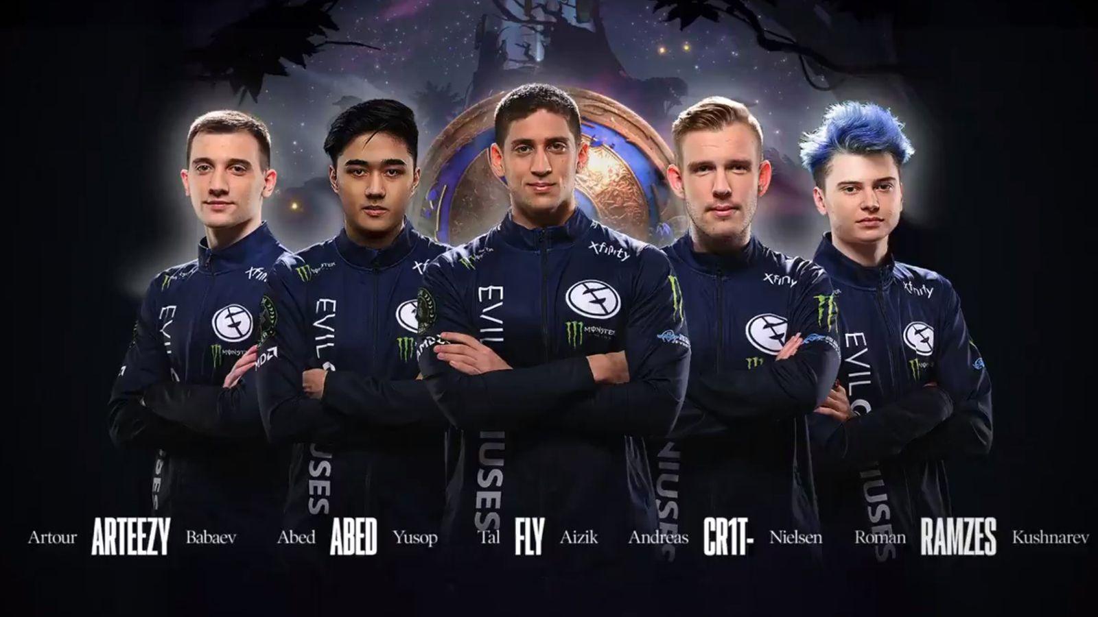eg new roster - Nhận định sức mạnh của các ứng cử viên vô địch Leipzig Major (P1)