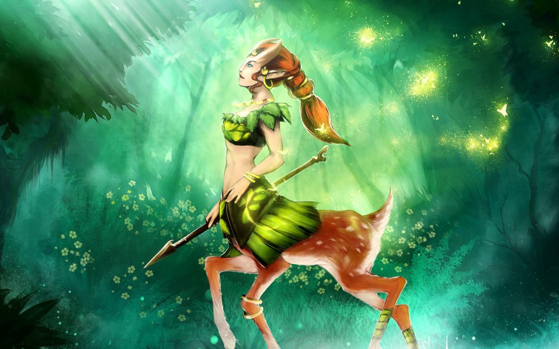 enchantress dota 2 - Xếp hạng những Offlane Hero của phiên bản 7.23e: Quỷ vương giá lâm