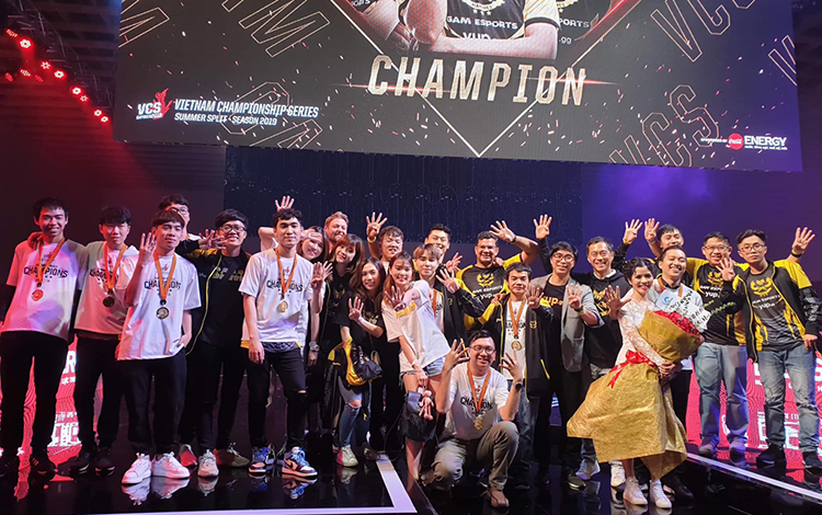 Lịch thi đấu chính thức lượt đi VCS Mùa Xuân 2020: GAM và phần còn lại