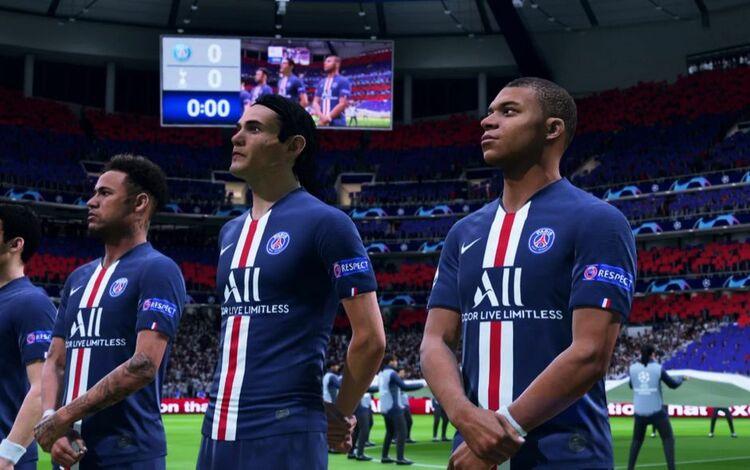 Top 5 câu lạc bộ Ligue 1 mạnh nhất trong PES 2020