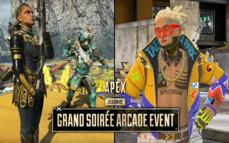 Tổng hợp các skin và camo mới sẽ được giới thiệu trong sự kiện Grand Soirée Arcade