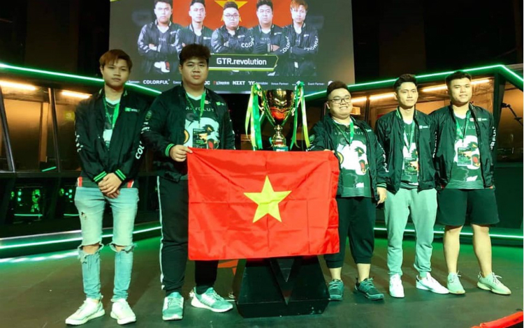 GTV.Revolution Geforce Cup Grand Finals