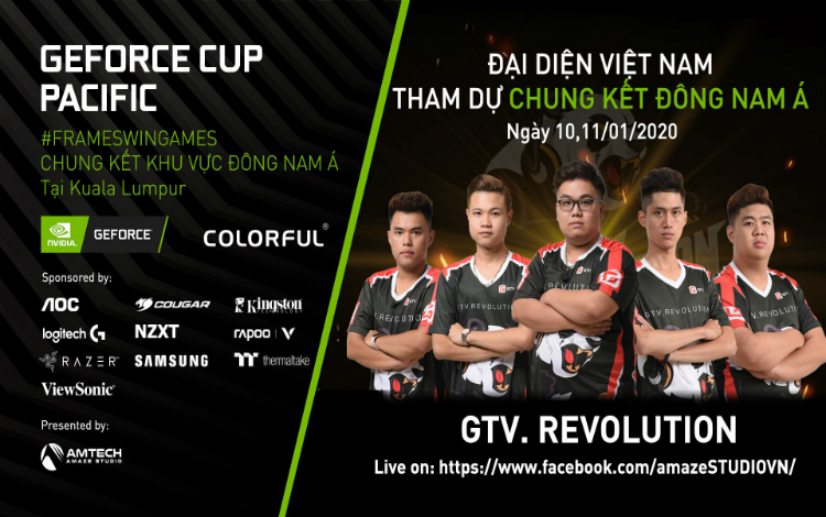 GTV.Revolution Geforce Cup