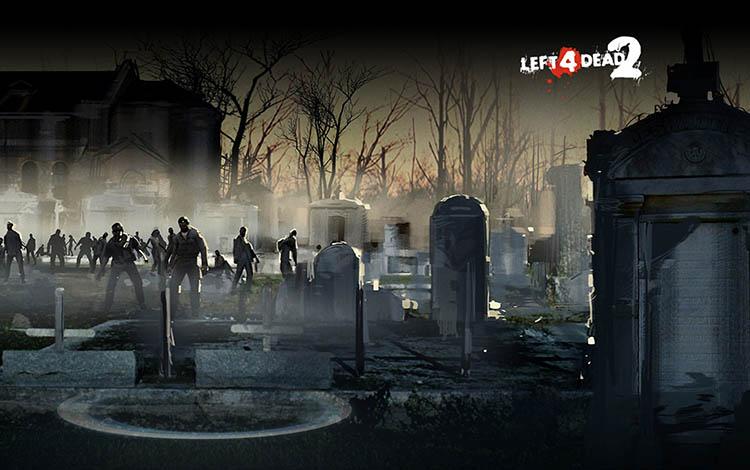 Valve phủ nhận tin đồn đang phát triển Left For Dead 3