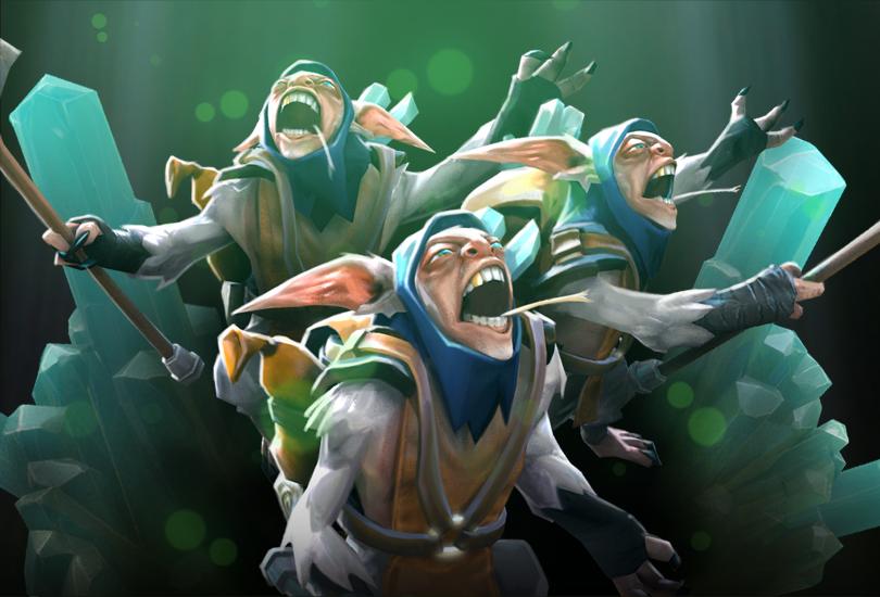 meepo dota 2 - Xếp hạng những Mid Hero của phiên bản 7.23e: Nỗi khiếp sợ mang tên Viper
