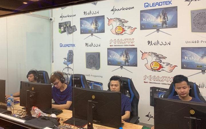 Nghệ An chia tay Creators Cup 2019