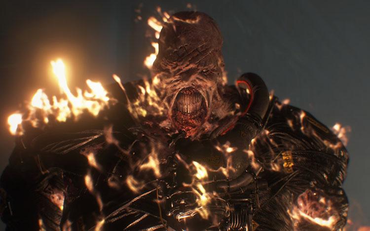 Resident Evil 3 giới thiệu Nemesis cùng đồng bọn trong trailer mới