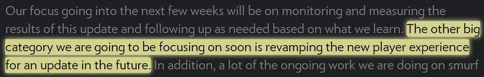new player - Valve làm lại hệ thống Rank Matchmaking: Sự đúc kết sau những thất bại