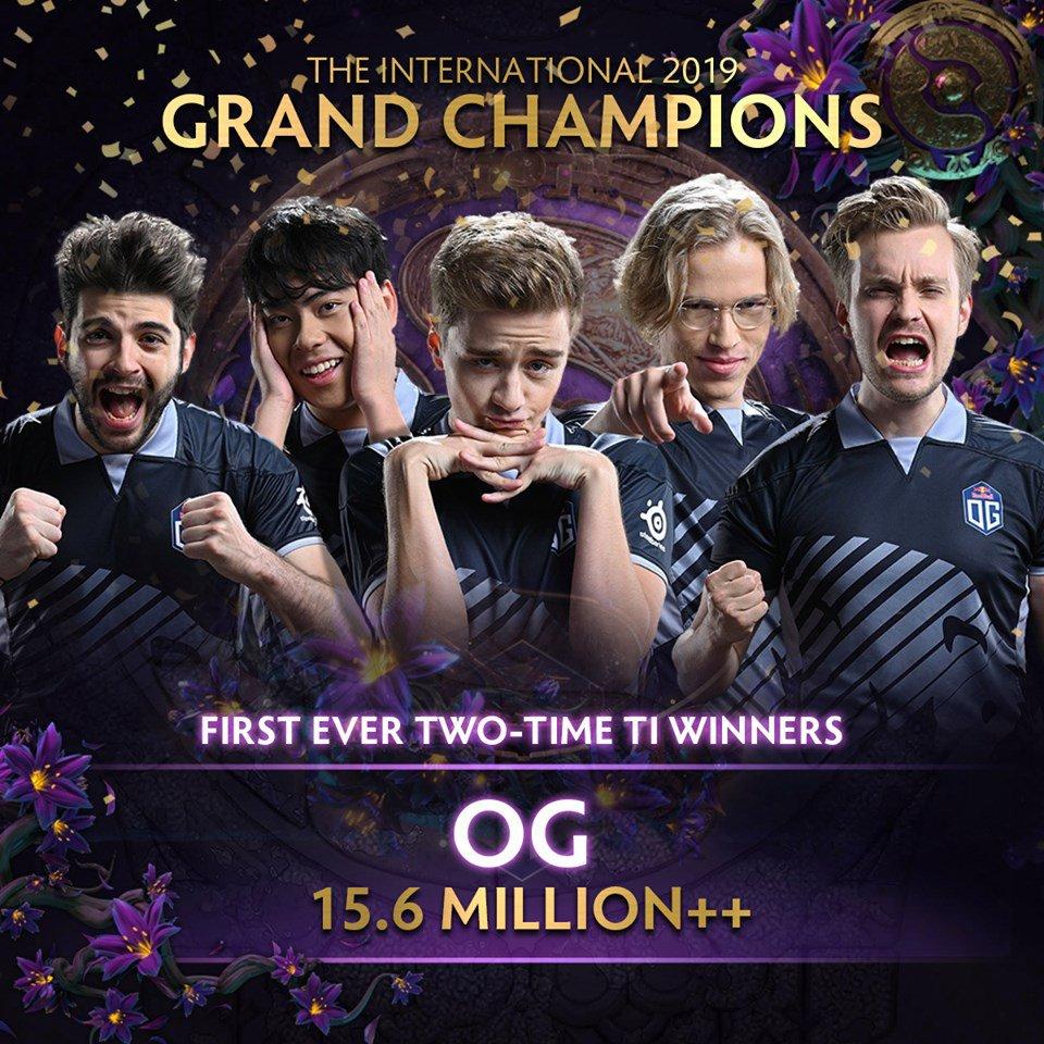 og ti9 champion - True Sight TI9 chính thức hé lộ ngày công chiếu