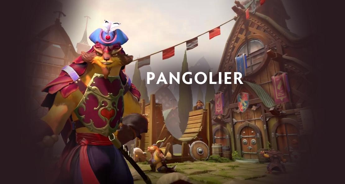 pangolier dota 2 - Xếp hạng những Offlane Hero của phiên bản 7.23e: Quỷ vương giá lâm