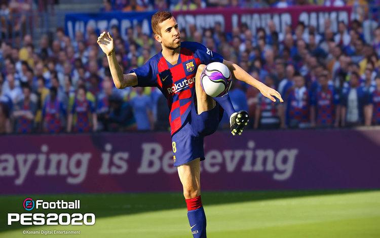 Top 5 câu lạc bộ La Liga mạnh nhất trong PES 2020