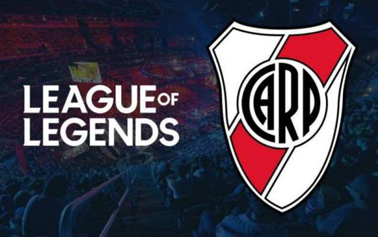 Đội bóng hàng đầu Argentina – River Plate thành lập đội tuyển Liên Minh Huyền Thoại!