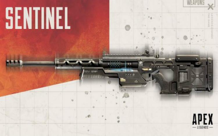 Respawn công bố một số thông tin về Sentinel - khẩu sniper mới trong Season 4 tới đây
