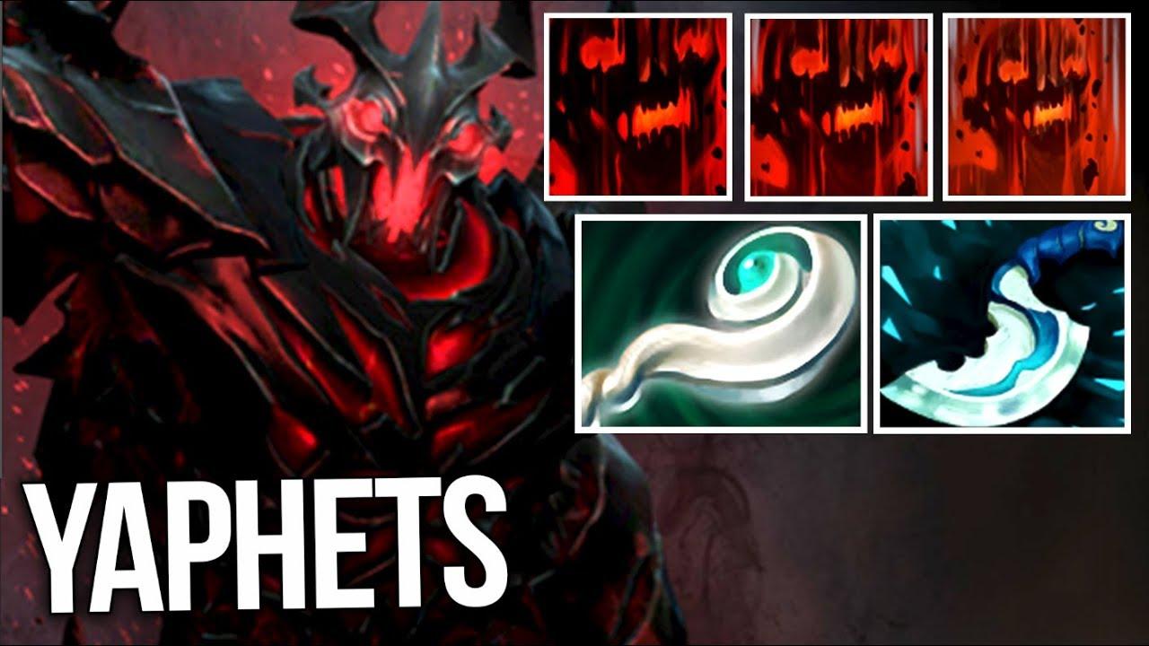 sf eul combo - Những bí kíp giúp bạn làm chủ con quỷ bóng tối Shadow Fiend ở meta hiện tại