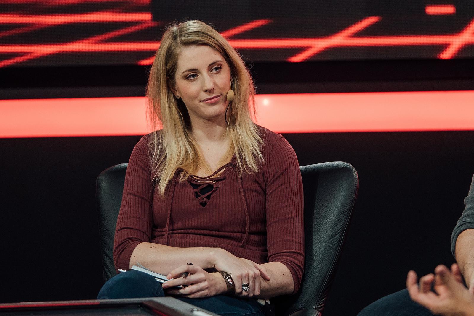 """sheever hater - Sheever nói về đội tuyển Dota 2 cô yêu thích: """"Tôi là fan của Secret từ năm 2015"""""""