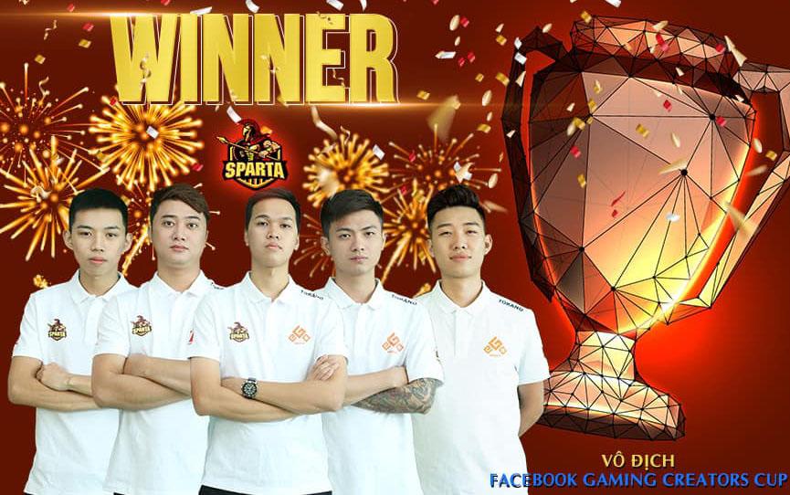 Cộng đồng AoE Việt nói gì sau chức vô địch của Sparta tại Creators Cup 2019?