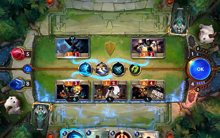 Tựa game thẻ bài của Riot, Huyền thoại Runeterra chính thức chốt ngày ra mắt