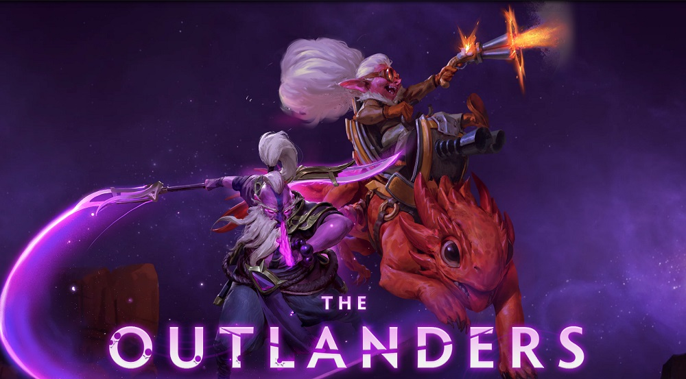 the outlanders - Liệu Void Spirit và Snapfire đã sẵn sàng để có mặt tại đấu trường chuyên nghiệp?